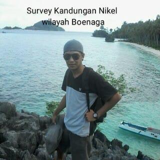 Survey Kandungan Nikel